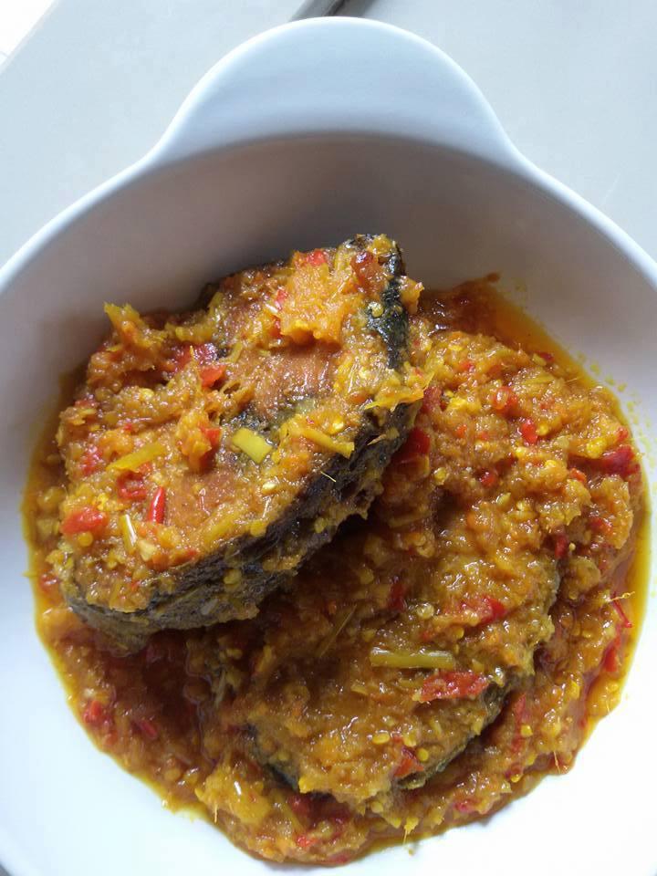 resepi rendang asam ikan tongkol