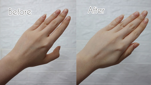 before-after scarlett body lotion