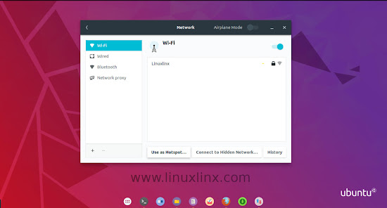 Turn your Ubuntu PC into a Wifi Hotspot