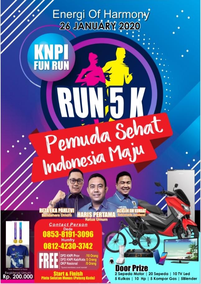 KNPI Fun Run • 2020