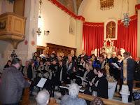 6. smotra župnih zborova Postira slike otok Brač Online