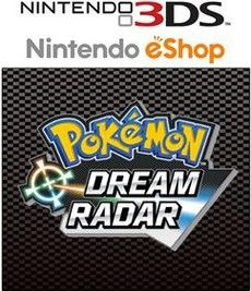 Pokemon Dream Radar