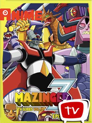 Mazinger Z – Vol. II [46/46] [BDRip] [FullScreen1080p] [Latino] [GoogleDrive] [MasterAnime]