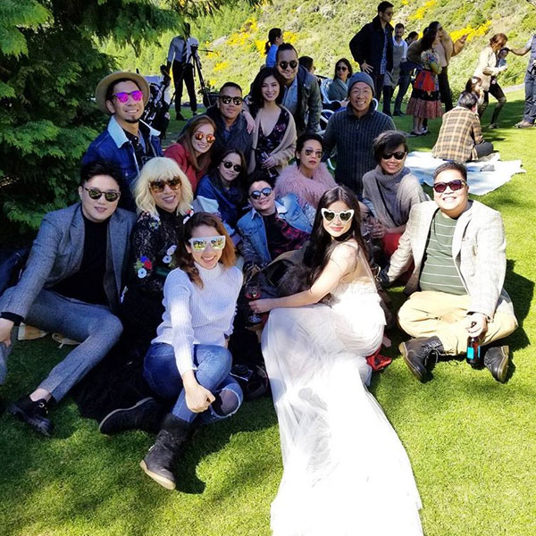 Erwan Heusaff-Anne Curtis Wedding Its Showtime family