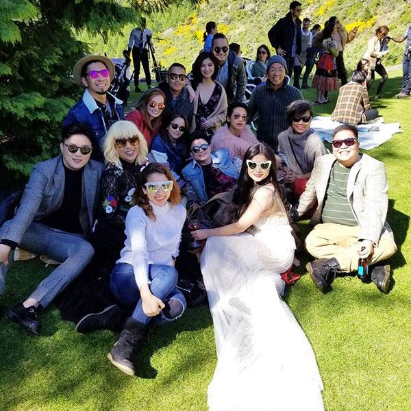 Erwan Heusaff-Anne Curtis Wedding Its Showtime family