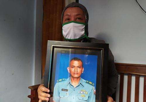 Kenangan Keluarga Kru KRI Nanggala Kapten Heri: Lebaran Mau Pulang