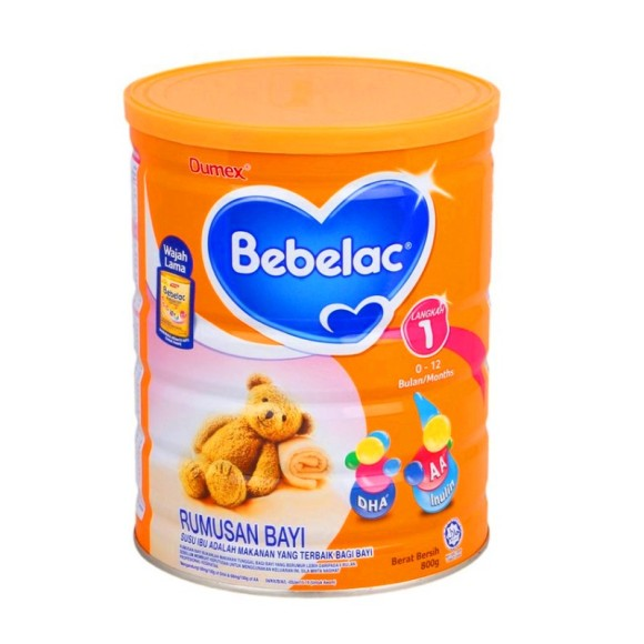 Bebelac Step 1