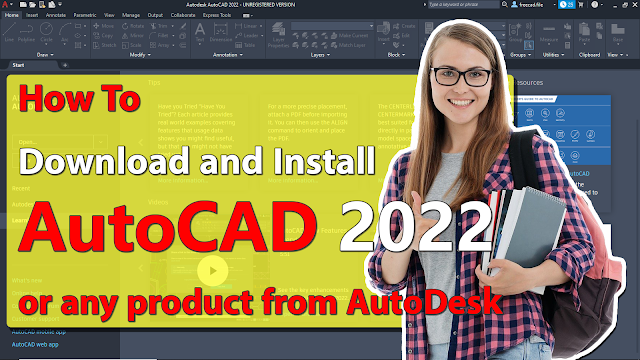 AutoCAD 2022 | Download And Install