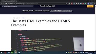 8 best websites to learn HTML । Web Development  - MR Laboratory