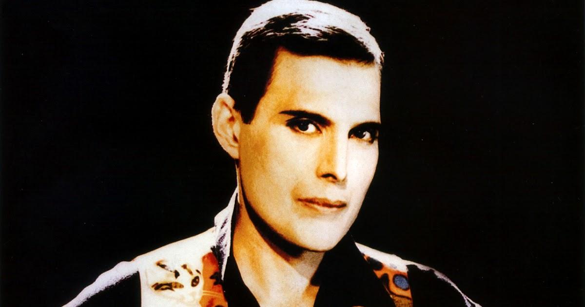 Freddie Mercury en 1991