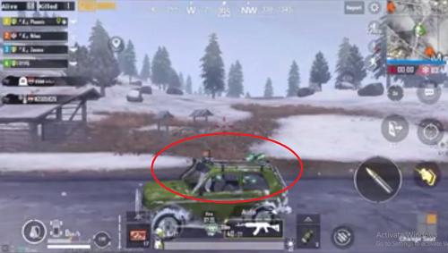 Drone nhảy được nên cũng đều có thể nâng được một chiếc ô tô