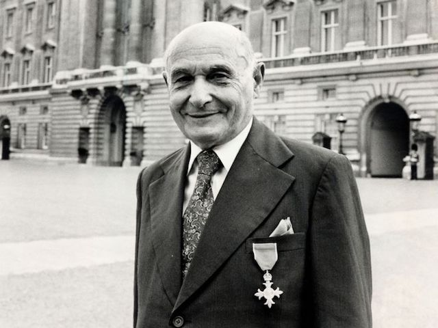 Juan Pujol García, a Spanish double agent, has the rare distinction of receiving awards from the two opponents, Britain and Germany during World War II.