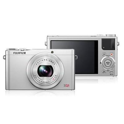 Fujifilm XQ1 Digital Camera Firmware Full Driversをダウンロード