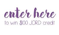 Enter JORD Giveaway