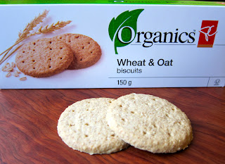 Healthy packaged cookies