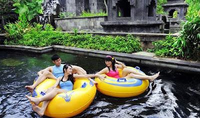 Wahana Liburan Seru Waterboom Lippo Cikarang di Bekasi