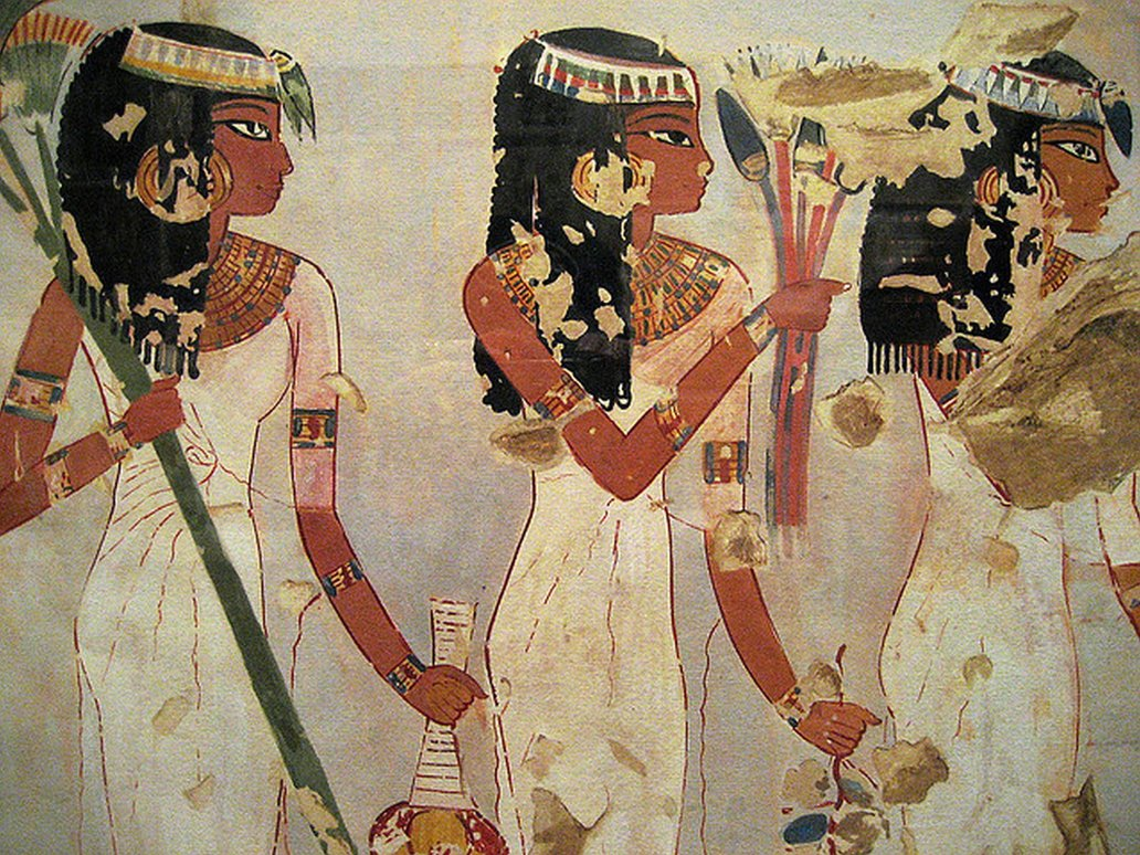 Egyptian Occult History Lecture The Blue Lotus In Ancient Egypt