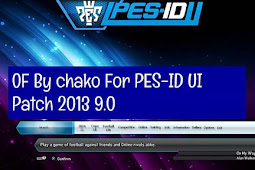 Option File For PES-ID Ul Patch V9.0 #13/03/2020 - PES 2013