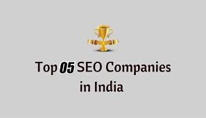 Top 5 SEO Company in India 2019