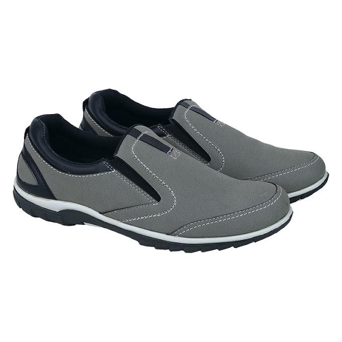 Sepatu Casual Slip On Pria Catenzo SD 008