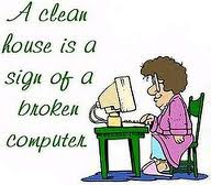 Home Cleaning Tips: Funny Cleaning the House Quotes