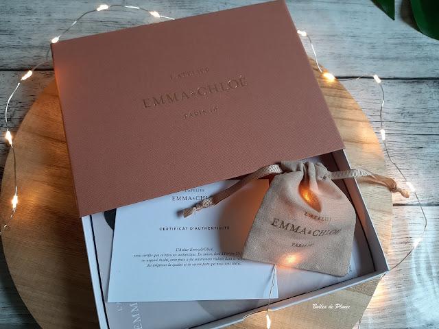 Box Bijoux L'Atelier Emma & Chloé - Janvier 2020