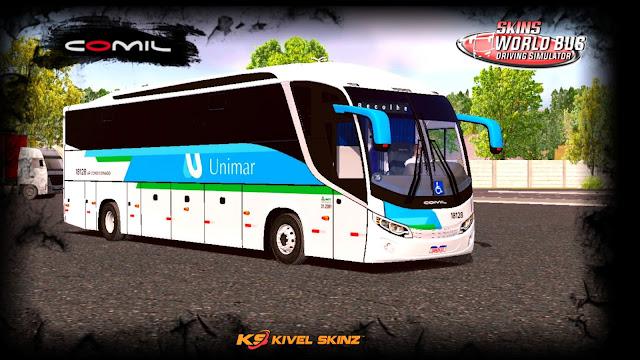 COMIL 1200 4X2 - VIAÇÃO UNIMAR SERVICE LOG