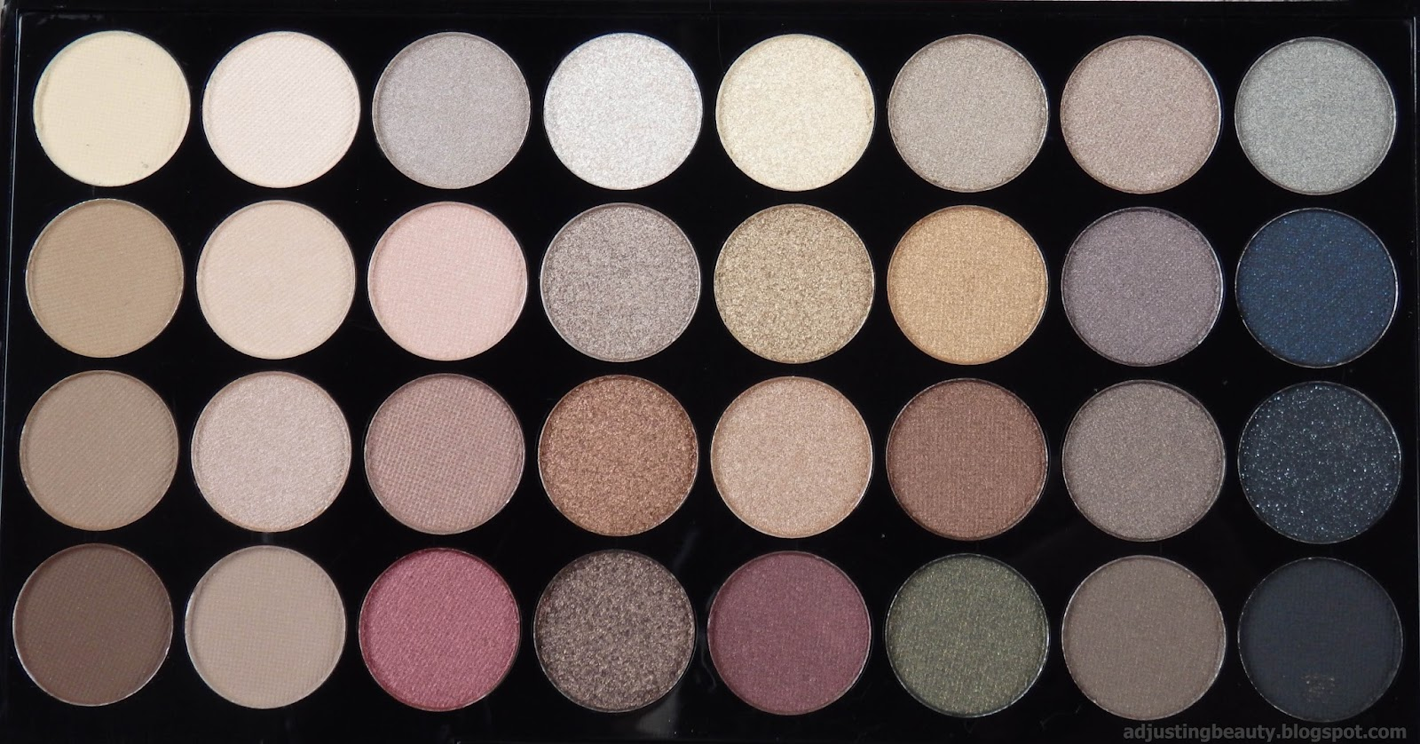Makeup Revolution Ultra Professional Eyeshadow