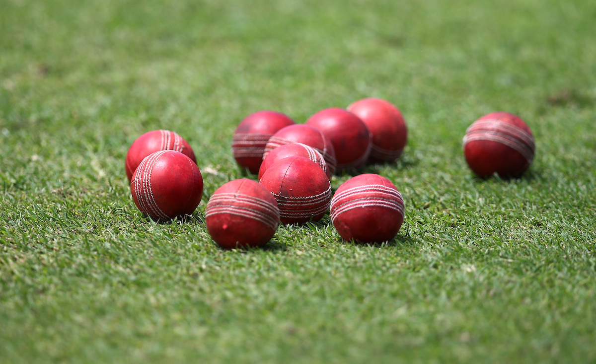 In the absence of saliva should fielding teams be given a ball maintenance kit