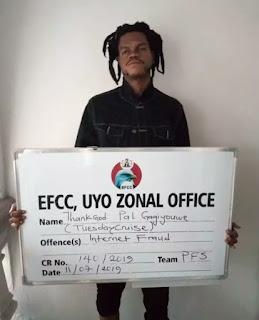 Popular Nigerian Singer Bags Jail Sentence Over Yahoo-yahoo