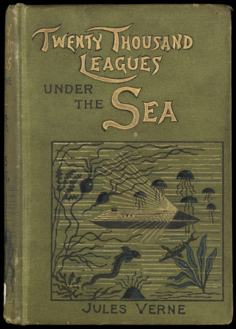 Click's Clan: Book 9 of 2015: 20,000 Leagues Under the Sea by Jules