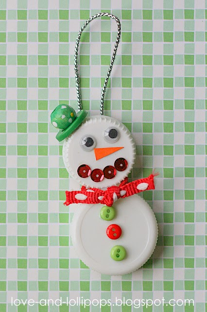 Christmas Craft Picture Ladies
