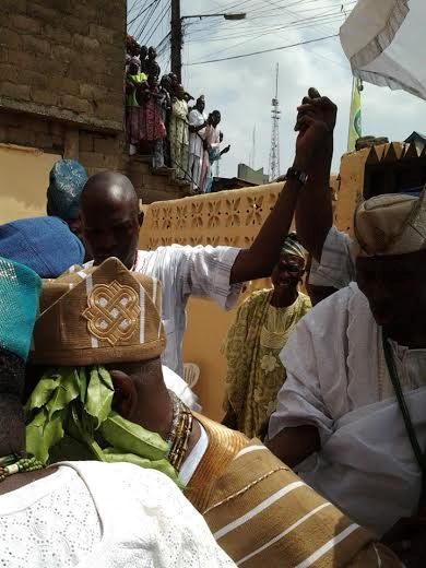 new olubadan of ibadan crowned