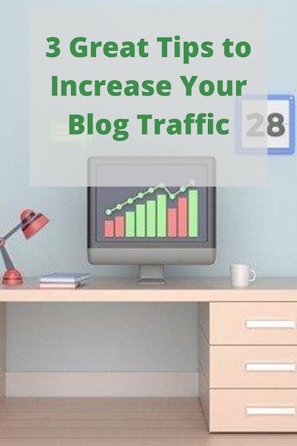 3 Tips Jitu Menaikkan Traffic Blog Bagi Pemula