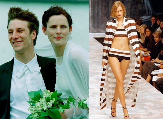 Sudden farewell to the classiest model on the catwalk: Stella Tennant, born into aristocracy before becoming one of Britain's leading supermodels, has being found dead at 50