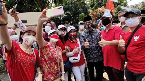 Lieus Sungkharisma Sesalkan Sikap Sekelompok Warga Tionghoa di Taman Villa Meruya