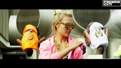 AK Babe - We Don't Care [Like A Honey Badger ] ( DJ Antoine vs Mad Mark Edit) (Official Video HD) #kontor