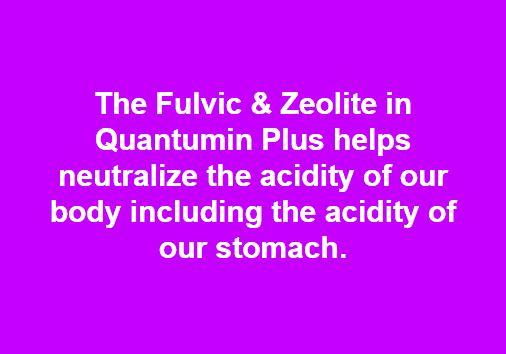 Quantumin Plus Fulvic and Humic