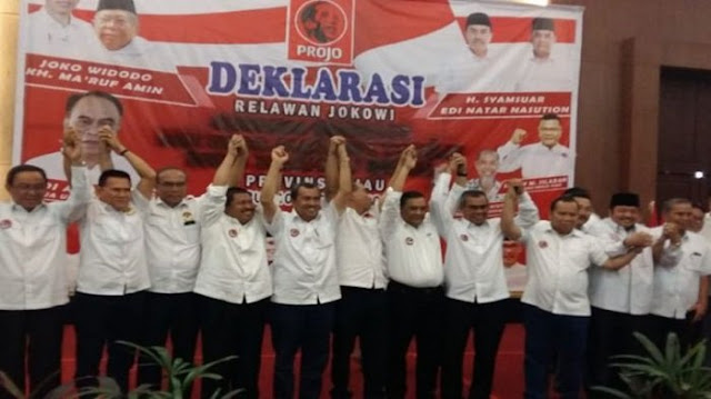 Bawaslu Riau akan Panggil Sejumlah Kepala Daerah yang Deklarasi Dukung Jokowi