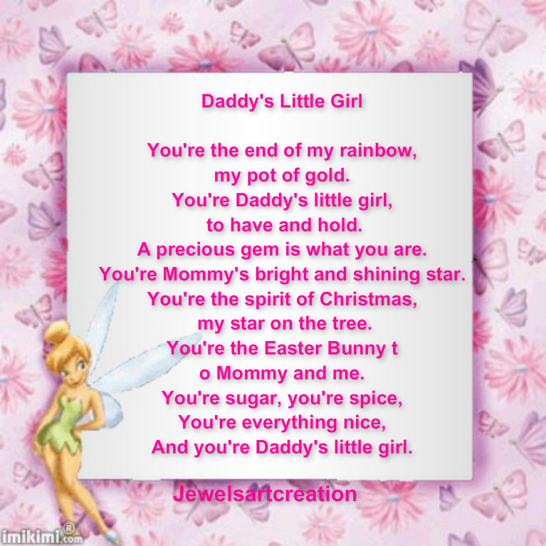 Daddy Little Girl Quotes Sayings: Quotes About Daddys Little Girl. QuotesGram