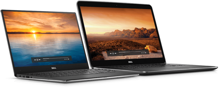 Dell XPS 13 and Dell XPS 15