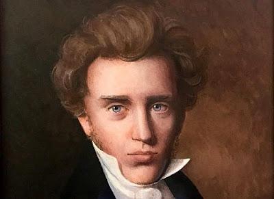 Soren Kierkegaard, 1813-1855