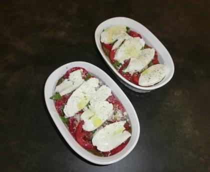 Aubergines au parmesan ultra-light (Parmigiana aubergines)
