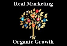 Real Marketing for Organic Growth by #PMInc