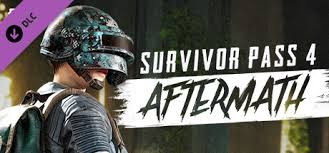 PUBG PC NEW AFTERMATH- SURVIVOR