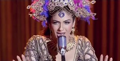 Raveena Tandon in Bombay Velvet, Directed by Anurag Kashyap