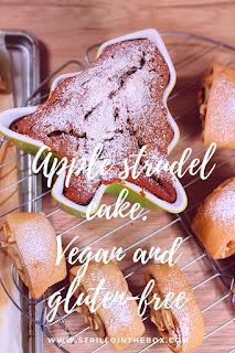 torta strudel mele vegan ricetta