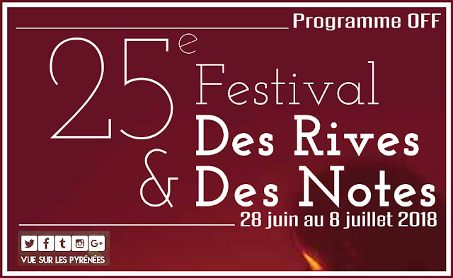 Jazz Oloron 2018 programme OFF