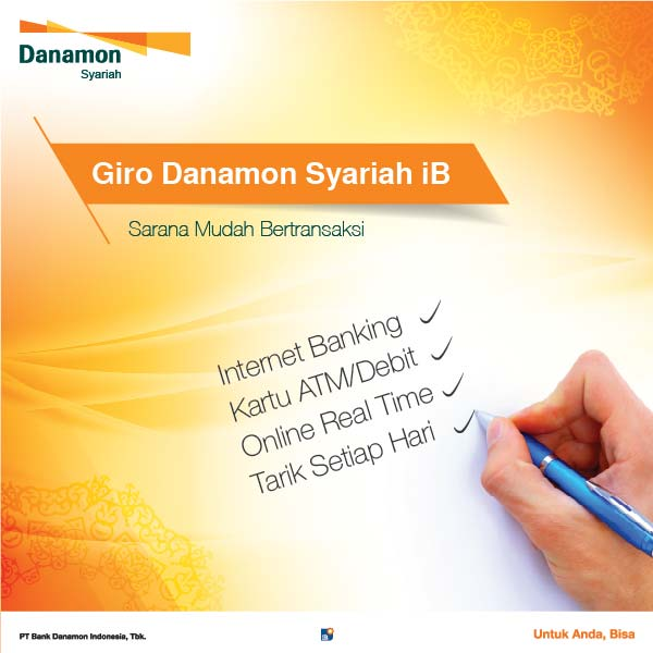 Pinjaman Dana Syariah Banking Dari Danamon