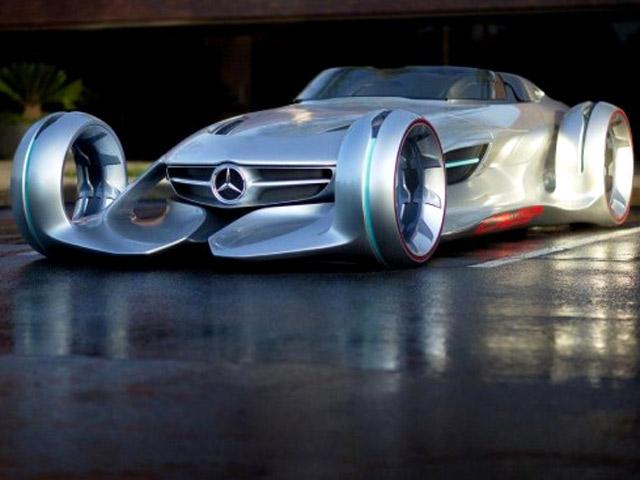Mercedes benz concept car of the future arrow audio cars for Where mercedes benz cars are made